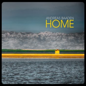 """CD cover of the album """"Home"""" by Andreas Baaden"""