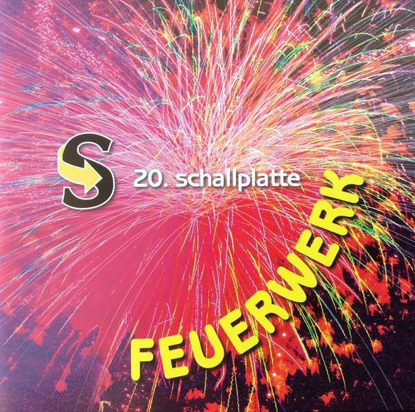 Cover 20te Schallplatte