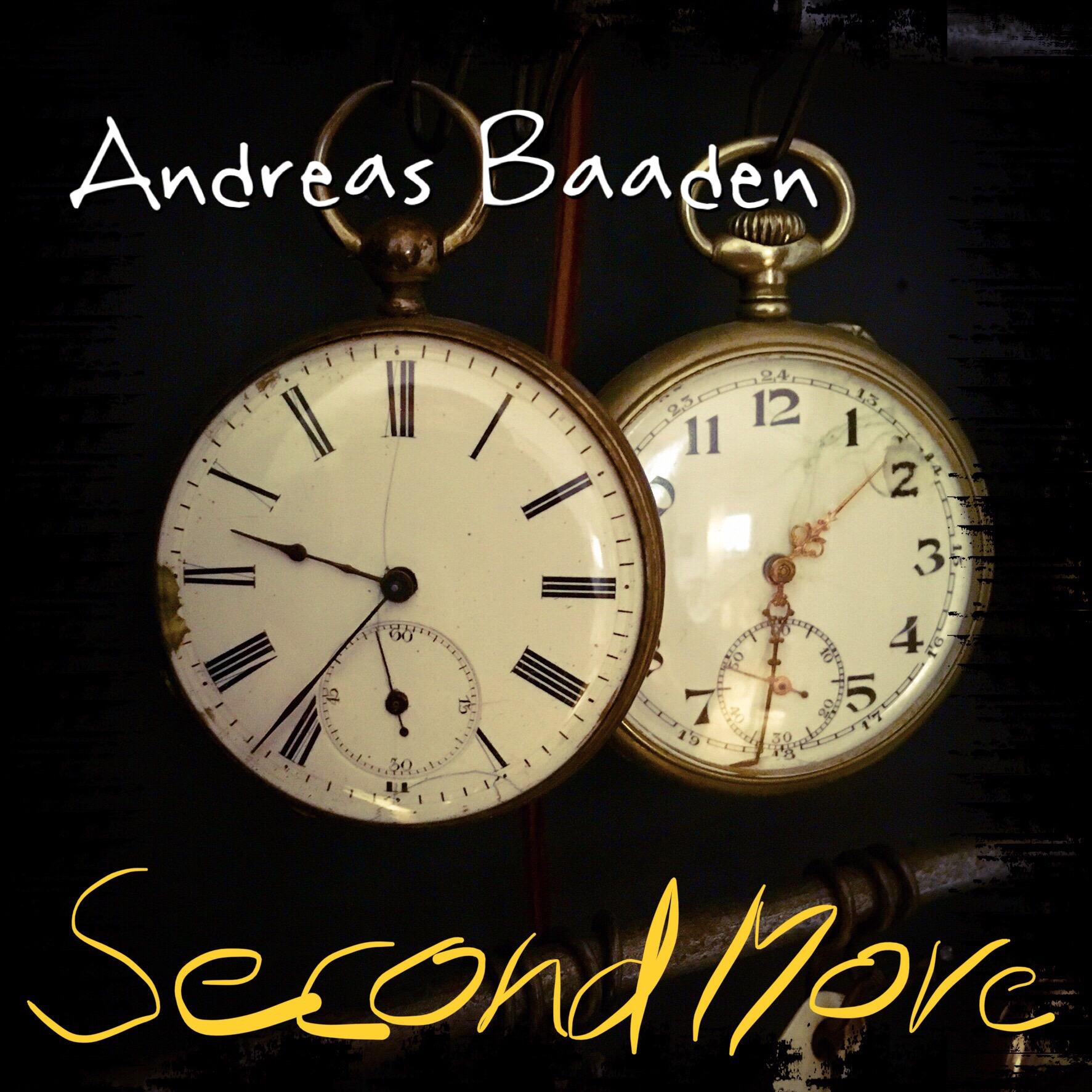 Second Move - Andreas Baaden
