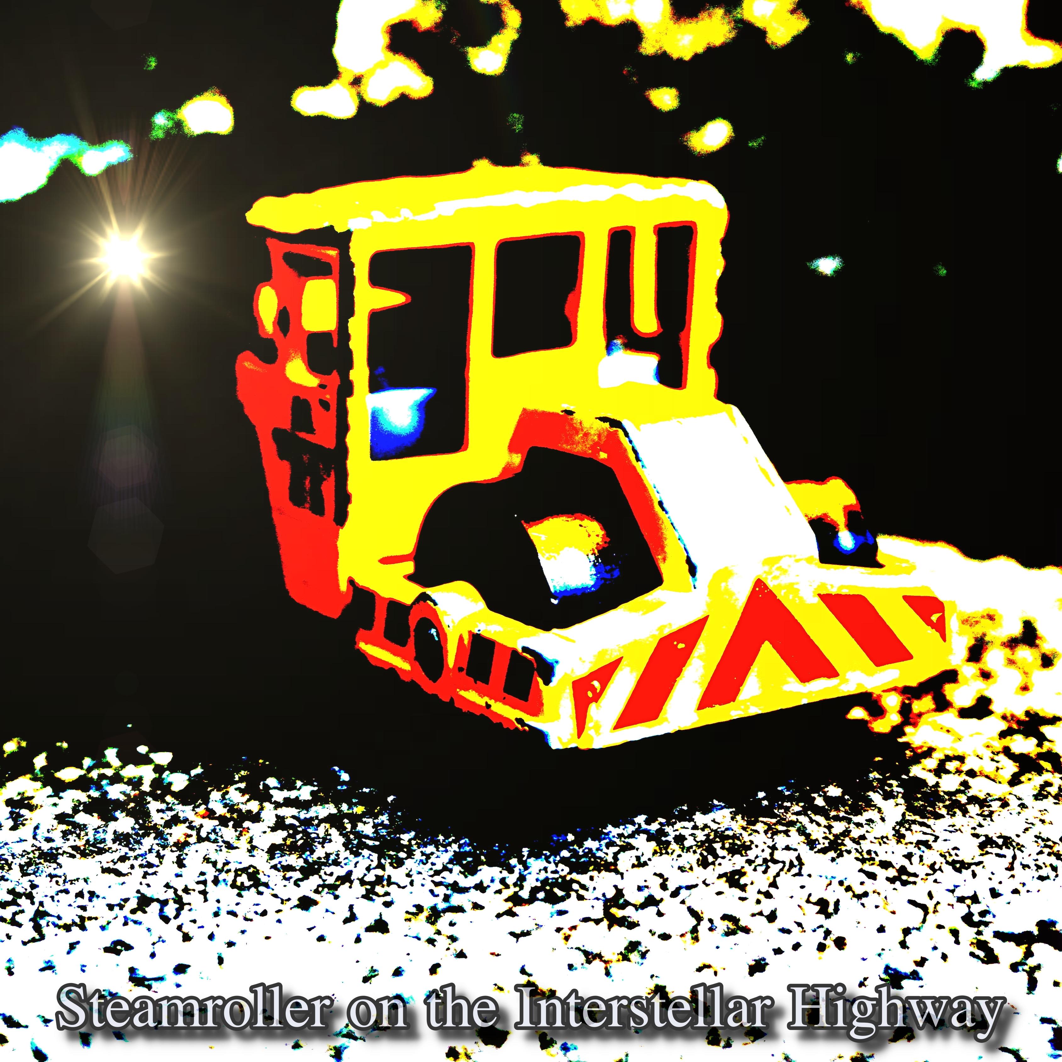 baaden/cremer Steamroller on the Interstellar Highway