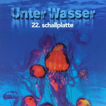Cover of the CD Unter Wasser
